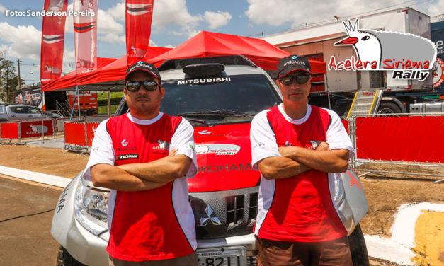 Luiz Facco/Humberto Ribeiro são os Campeões do Rally Rota SC 2017