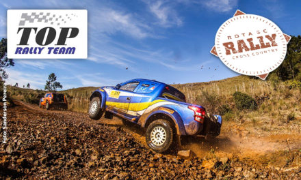 Rally Rota SC: Top Rally Team conquista novo pódio