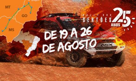 Conheça o roteiro oficial e definitivo do Rally dos Sertões 2017
