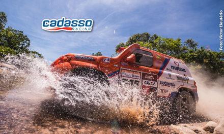 Rally dos Sertões: Após duas etapas, Fábio Cadasso/João Afro estão em 3º na categoria no acumulado