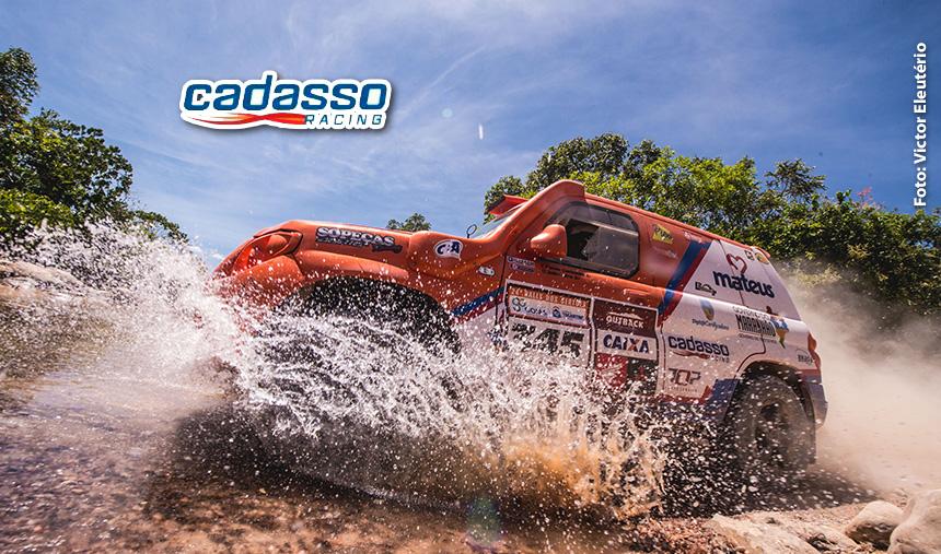 Rally dos Sertões: Maranhenses seguem em 4º na Production T2 no acumulado