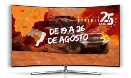 Fox Sports, Rede TV! e programa Acelerados, de Rubens Barrichello, são os canais oficiais do Rally dos Sertões