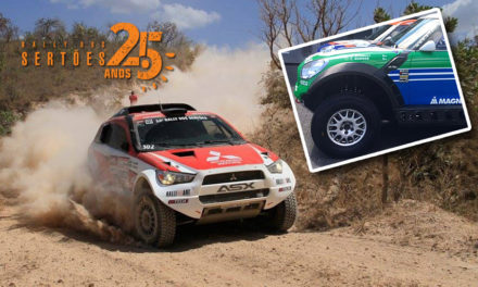 Em Goiânia, carro da Petrobras Rally Team é aprovado em vistoria para o Rally dos Sertões