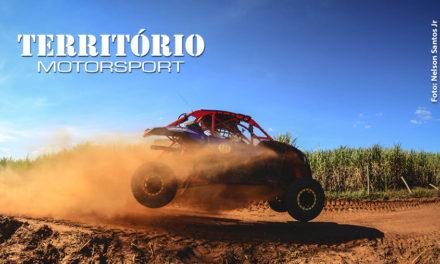 Rally dos Sertões: Ao chegar em Goiânia, Território Motorsport anuncia novo parceiro