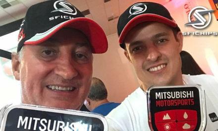 Duplas da SFICHIPS dominam pódio da Master na etapa de Aracaju da Mitsubishi Motorsports