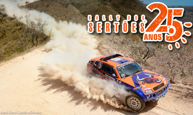 Após título no Rally dos Sertões, Michel Terpins consolida liderança no Campeonato Brasileiro