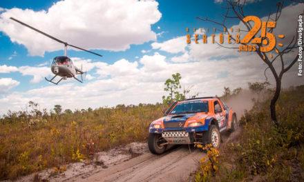 Rally dos Sertões 2017: Rafael Cassol e Lélio Júnior focam nas próximas etapas