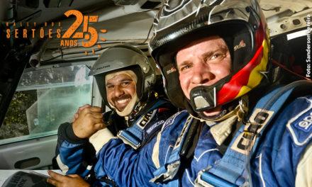 Sertões 2017: Gunter Hinkelmann e Vinícius Castro confirmados para a edição de 25 anos