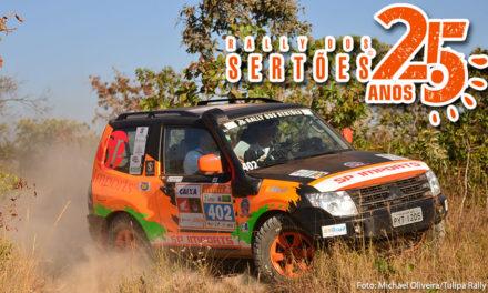 Rally dos Sertões: Renato Martins e Enedir Júnior conquistaram o segundo lugar na quinta etapa