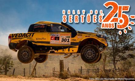 Cristian, Gregorio, Ximenes e Denísio Nascimento vencem 1ª etapa do Rally dos Sertões