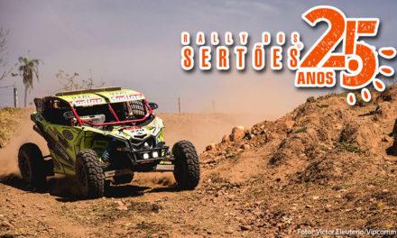 Rally dos Sertões – Categoria para UTVs tem disputas eletrizantes