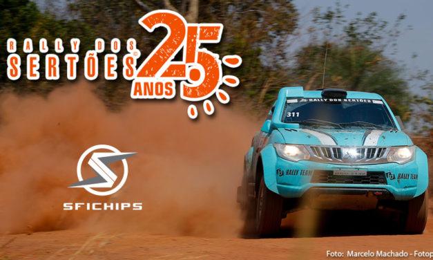 SFI CHIPS conquista as três categorias do Regularidade e já é eneacampeã do Rally dos Sertões