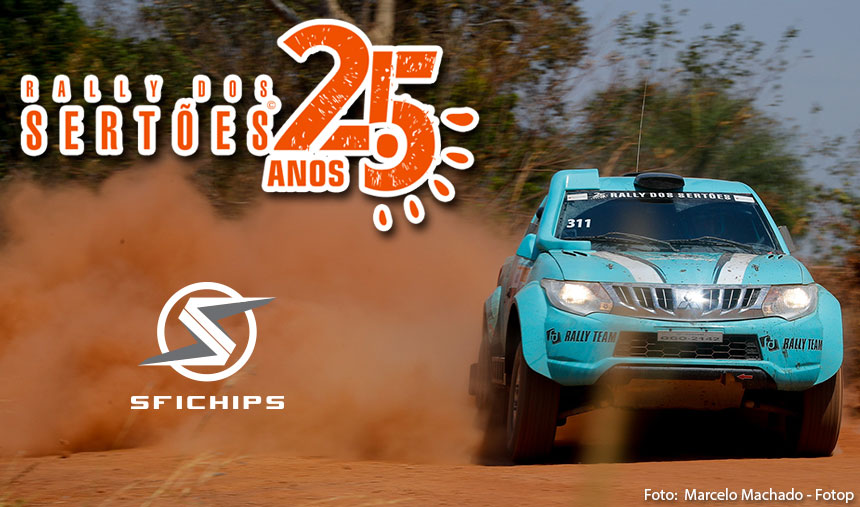 Competidores da SFI CHIPS seguem forte na briga no Regularidade e no Cross Country
