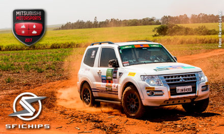 SFI CHIPS mais uma vez recheia os pódios da Mitsubishi Motorsports