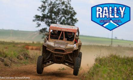 Equilíbrio marca a terceira edição do Rally Serra Azul, em Itupeva