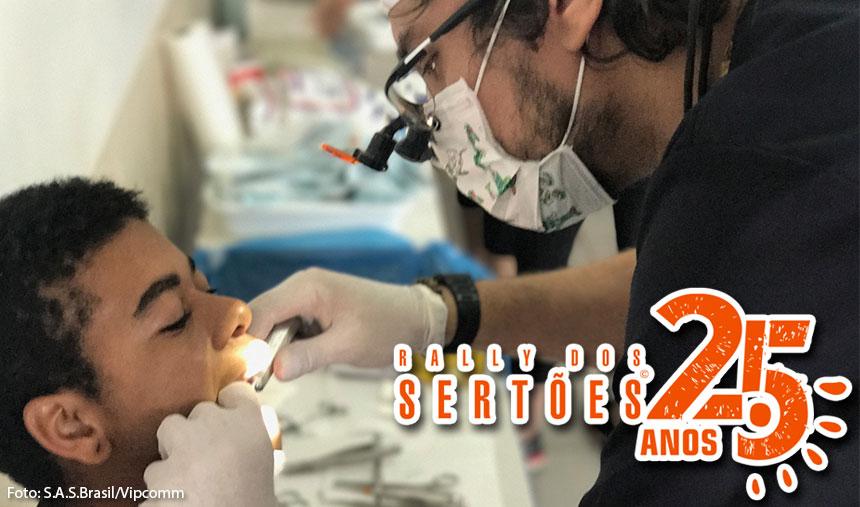 Ação Social do Rally dos Sertões faz 475 cirurgias, entrega 492 óculos e realiza 1.469 atendimentos