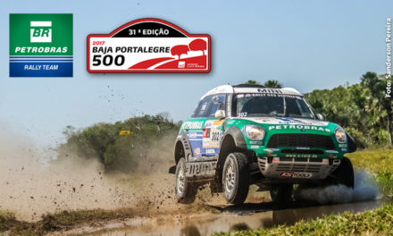 Petrobras Rally Team enfrenta última etapa do Mundial de Rally Cross-Country