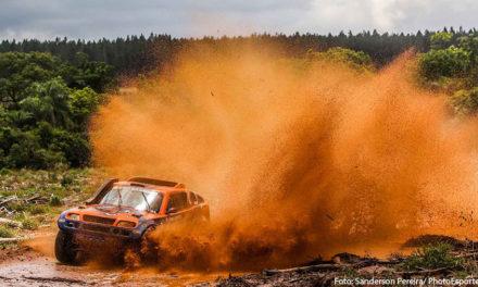 Michel Terpins/Beco Andreotti vencem o primeiro dia do Rally Rota Sudeste