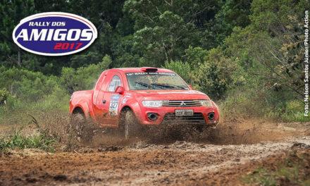 Rally dos Amigos segurou a adrenalina e o suspense até o último segundo