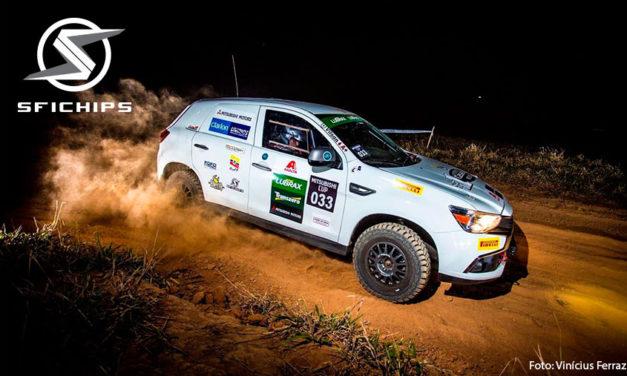Piloto da SFI CHIPS bicampeão brasileiro de UTV projeta novas conquistas entre os carros de rally velocidade