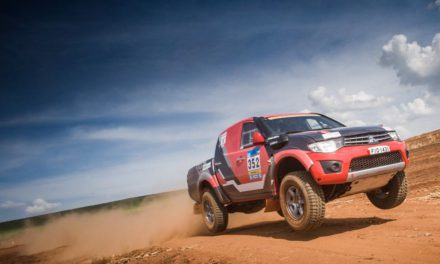 Dupla da SFI CHIPS vence Rally Cuesta na categoria Super Production