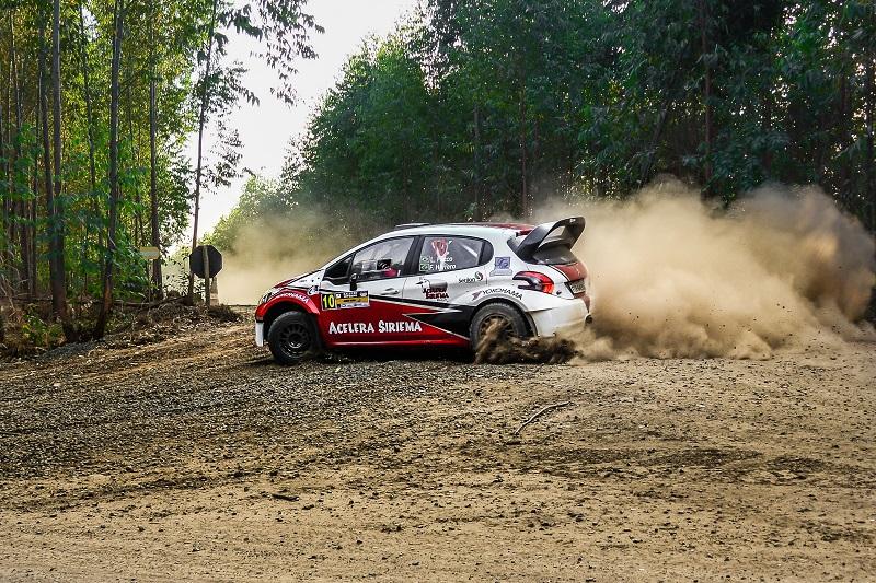 Facco/Herrero são vice-campeões do Rally de Inverno e assumem liderança do Brasileiro de Velocidade