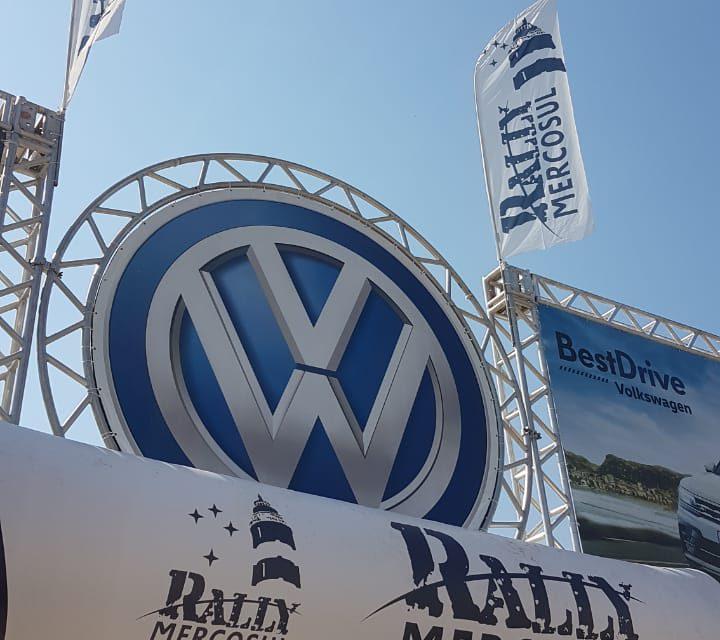Rally Mercosul dá início a programação da Largada Promocional