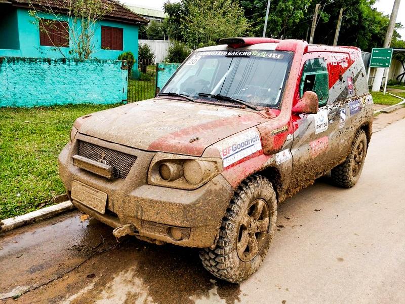 Dupla da Trancos & Barrancos vence prova de Eldorado do Sul pela categoria Turismo
