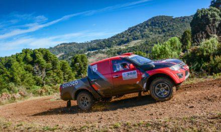 SFI CHIPS Rally Team faz bonito em Lages e esquenta os motores para o Sertões