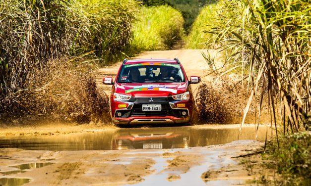 Rali Mitsubishi Motorsports teve praia, sol e até largada à beira-mar em Maceió (AL)
