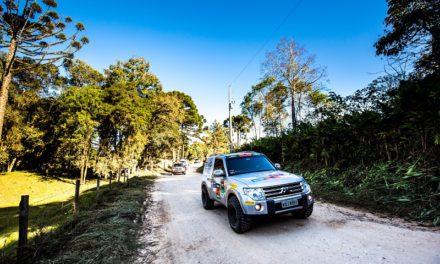 Mitsubishi Motors terá dois ralis em Goiânia junto com a largada do Rally dos Sertões