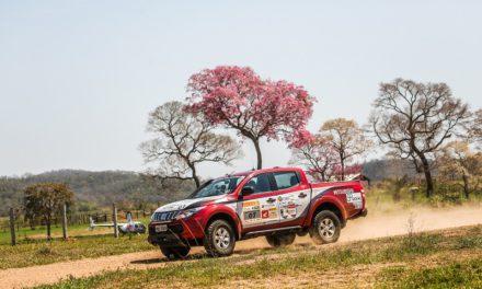 Mitsubishi Motors é o carro oficial e soma o maior grid do Rally dos Sertões