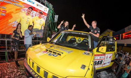 Suzuki Jimny encara a 26ª edição do Rally dos Sertões