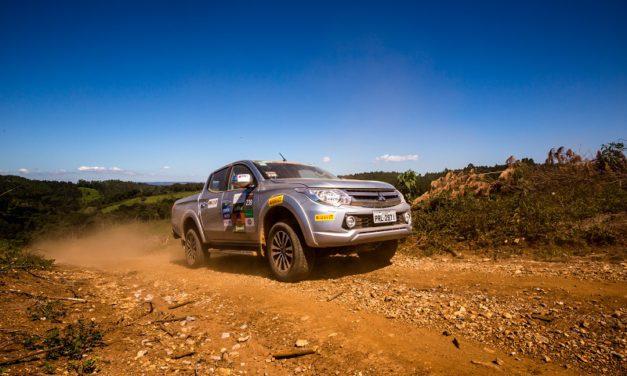 Ralis Mitsubishi Motorsports e Mitsubishi Outdoor chegam a Campos do Jordão (SP)