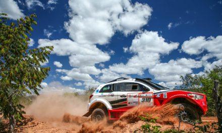 Rally dos Sertões: Após três etapas, Facco/Ribeiro mantêm a liderança na Protótipos T1 FIA Brasil