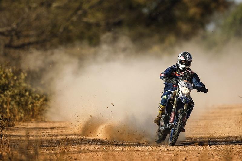 Ricardo Martins vence quinta etapa do Rally dos Sertões nas motos e Tunico Maciel mantém liderança