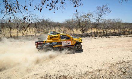 Rally dos Sertões consagra campeões inéditos na chegada a Fortaleza