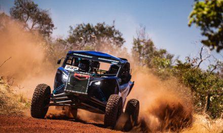 Rally dos Sertões: Piloto de Vinhedo, Rodrigo Luppi, fecha a etapa final em sexto na geral dos UTVs