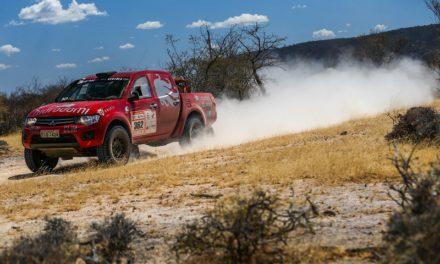 Piloto da SFI CHIPS vence pela primeira vez uma etapa do Rally dos Sertões