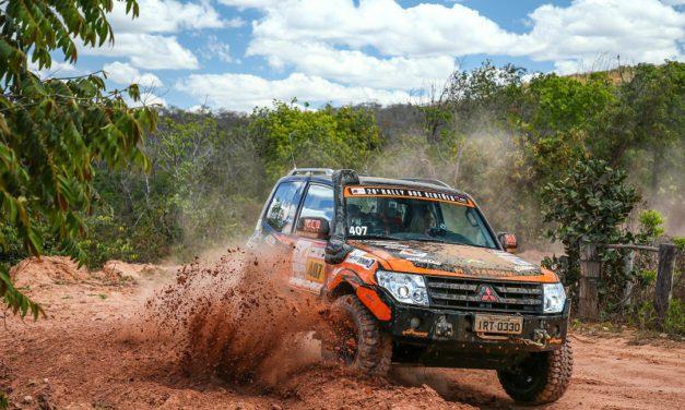 Trancos e Barrancos é vice-campeã nas categorias Master e Turismo do Rally dos Sertões