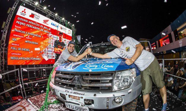 Trancos & Barrancos vence segundo dia de Rally dos Sertões na categoria Turismo