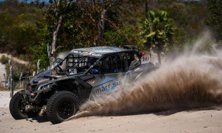 Trancos e Barrancos completa seu primeiro Rally dos Sertões no Cross Country a bordo de um UTV