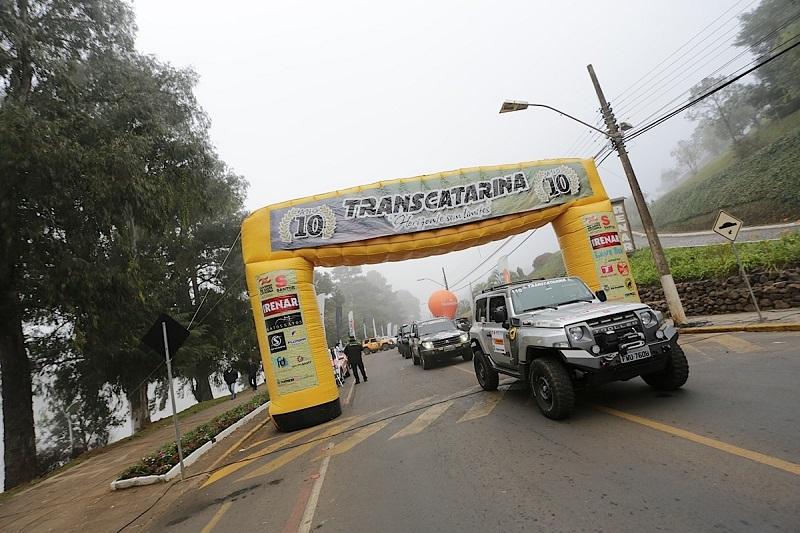 Estão abertas as inscrições para o Transcatarina 2019