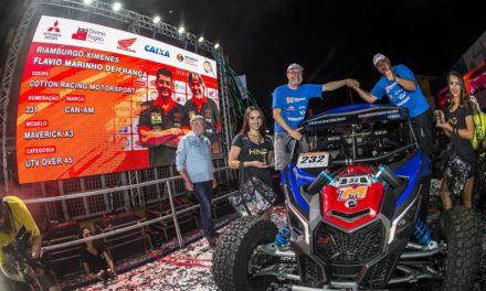 UTVs: Pilotos da Território Motorsport fazem balanço positivo e já têm planos para 2019