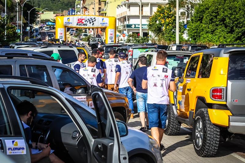 Copa SC Racing: próxima etapa terá trechos inéditos em Curitibanos