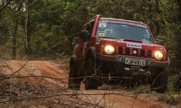 Paulista Off-Road reúne mais de 70 carros em rodada dupla em São Carlos