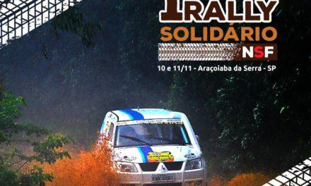 1º Rally Solidário NSF