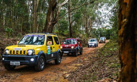 Passeio off-road Suzuki Day levará participantes pelos belos caminhos de João Pessoa (PB)