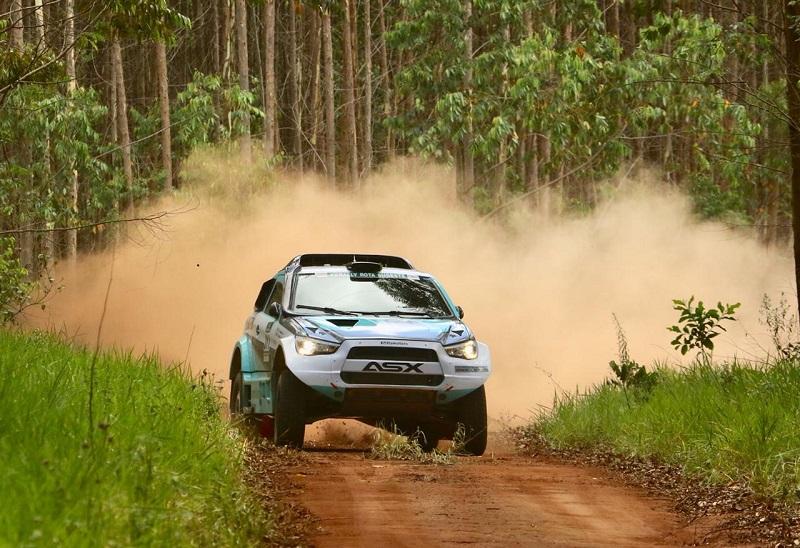Fontoura e Gugelmin vencem a prova de domingo e são Vice-Campeões do Rally Rota Sudeste