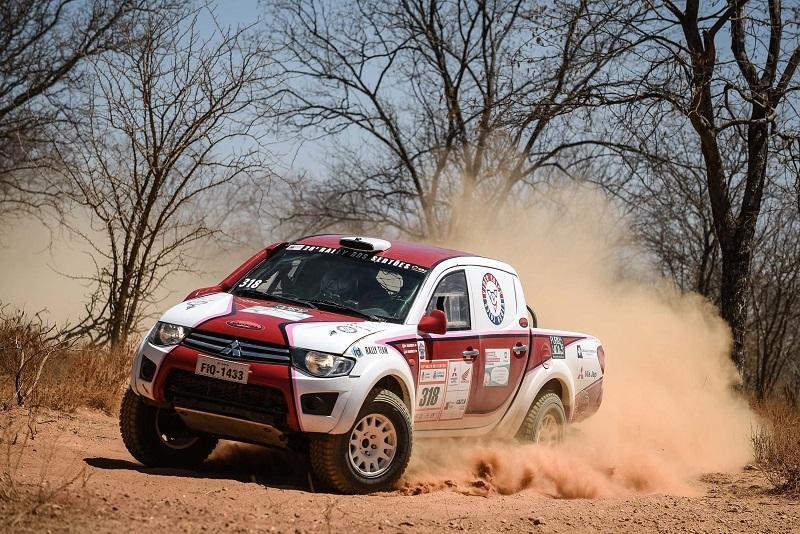 Rally dos Sertões 2019 volta ao Mato Grosso do Sul e vai largar de Campo Grande em agosto